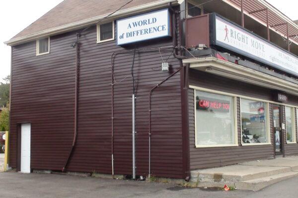 Aluminum Renovation - Aluminum Siding and capping - Markham -Toronto - GTA