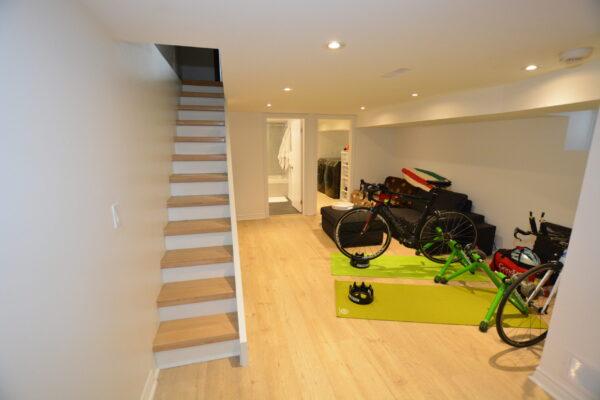 Basement Renovation - Bloor West Village - Toronto - GTA