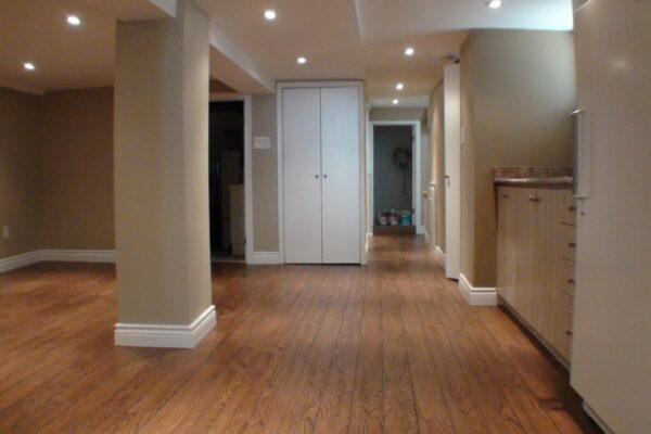 Basement Renovation - Etobicoke - Toronto - GTA