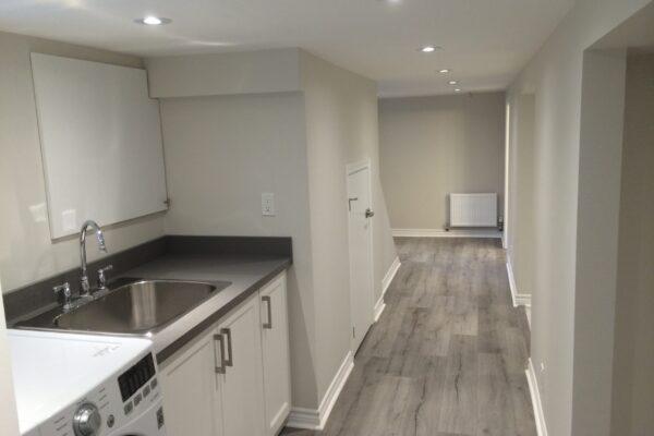 Basement Renovation - North York - Toronto - GTA - Modern and Bright 1