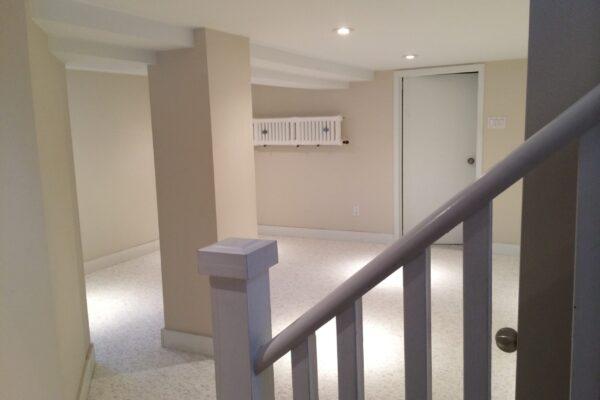 Basement Renovation - Scarborough - Toronto - GTA