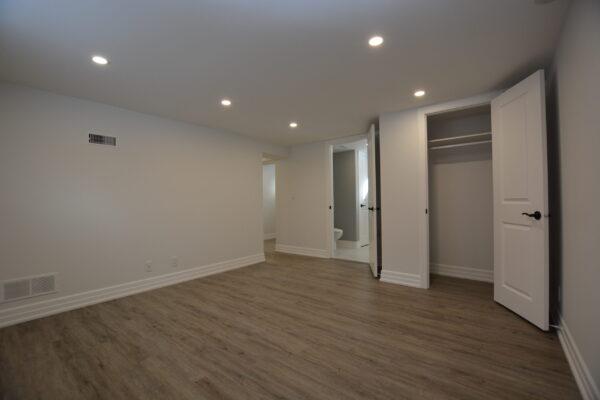 Basement Renovation with Bathroom - North York - Toronto - GTA 2