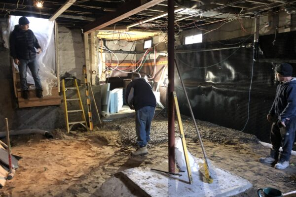 Basement_Lowering_-_Underpinning_-_Foundation_-_East_York_-_Toronto_-GTA