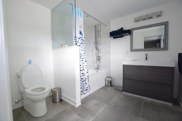Bathroom Renovation - Alcove bathtub - Markham - Thornhill - Toronto - GTA