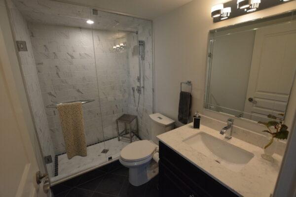 Bathroom Renovation - Condo Bathroom - Beaches - Toronto - GTA