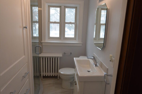 Bathroom Renovation - Leaside - Toronto - GTA