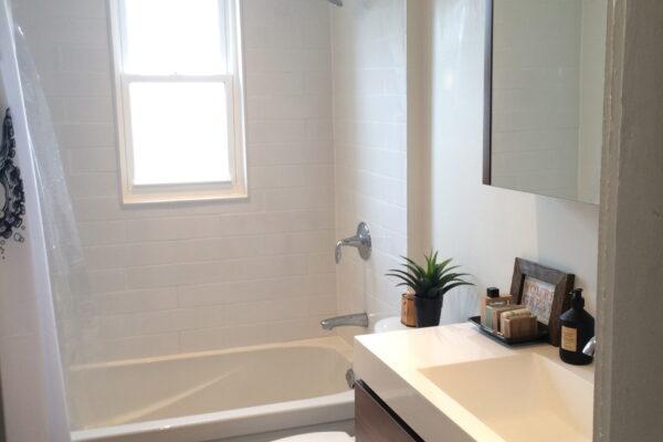 Bathroom Renovation - Little Italy - Toronto - GTA