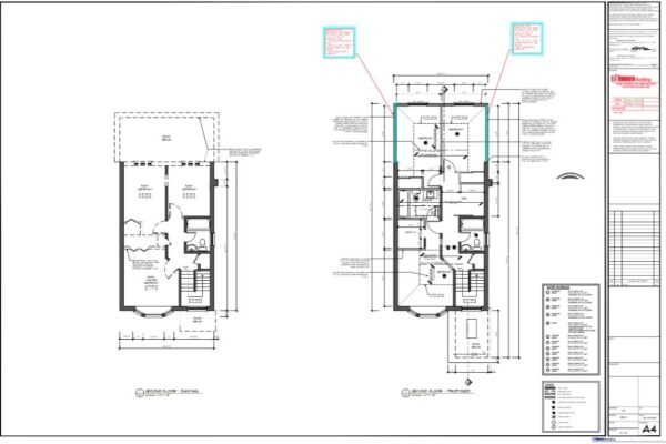 Design Build Custom Project - Home Addition - Plans