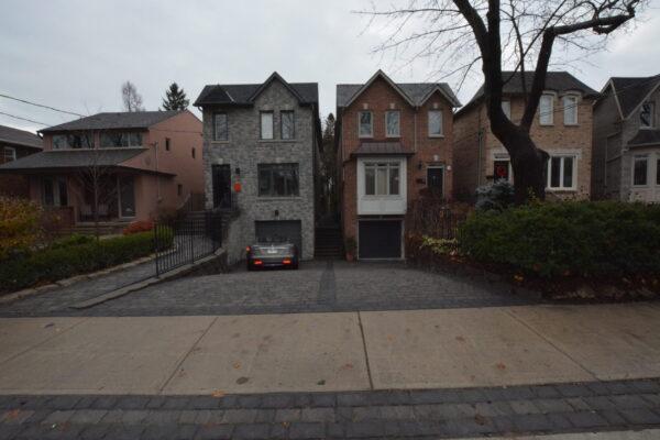 Driveway Renovation - Bestway interlock cobblestone - Leaside - Toronto - GTA
