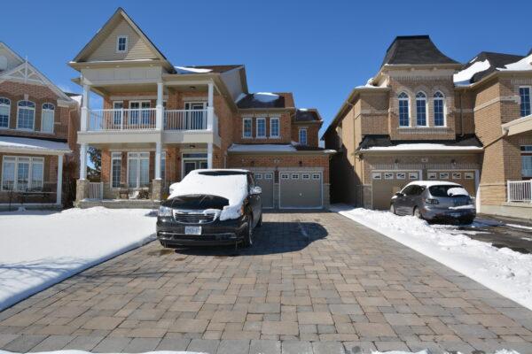 Driveway Renovation - Bestway interlock paving stones - Markham - Toronto - GTA