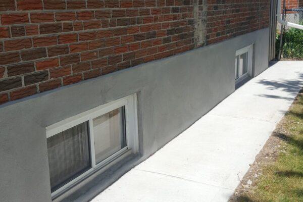 Exterior Renovation - Concrete sidewalk - Scarborough - Toronto - GTA