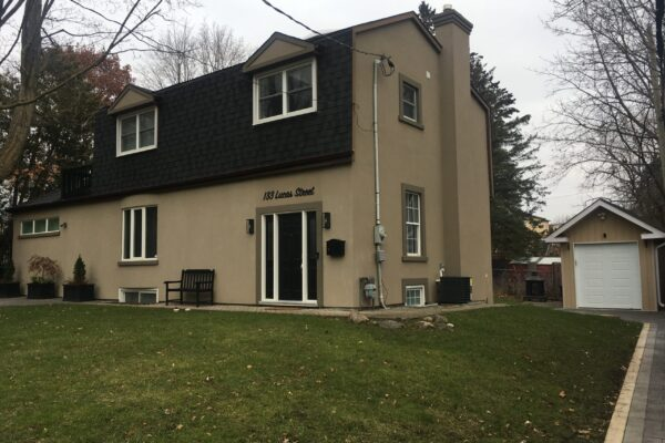 Exterior Renovation - Stucco - Roofing - Aluminum Work - Richmond Hill - Toronto - GTA