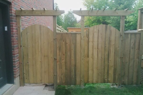 Fence Renovation - Fence and Gates - Toronto - GTA