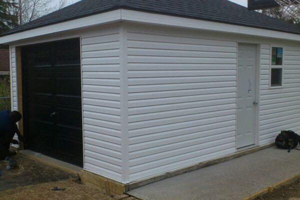 Garage Renovation - Garage - New Build - Toronto - GTA