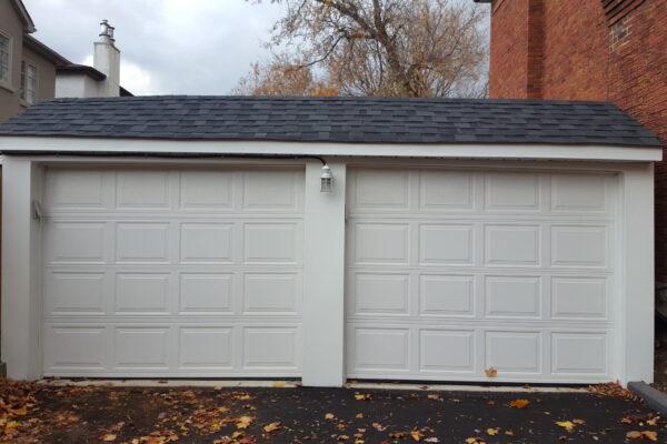 Garage Renovation - Garage Restoration - Lawrence Park - Toronto - GTA 1