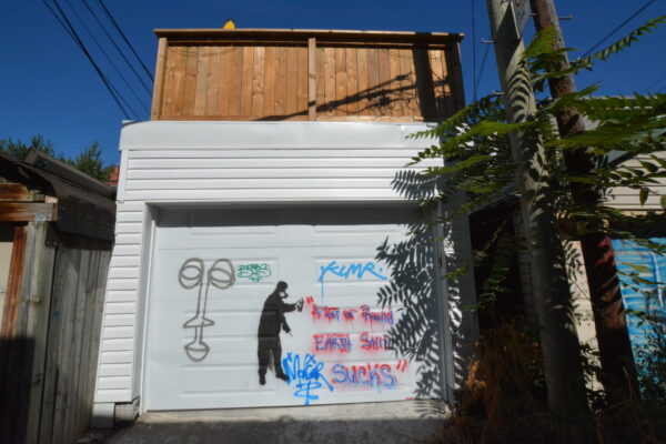 Garage Renovation - Garage Restoration - Lislieville - Toronto - GTA 1