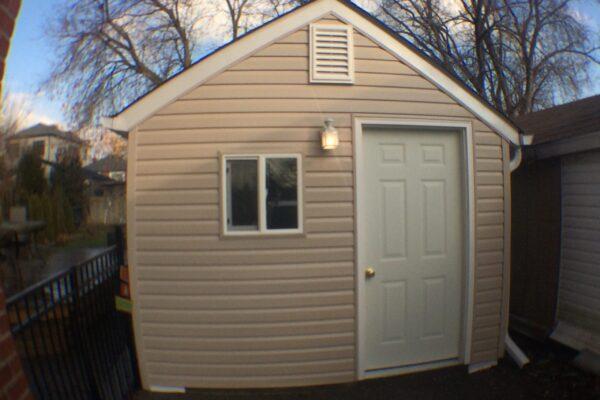 Garage Renovation - Garage Restoration - Vinyl Siding - Scarborough - Toronto - GTA (2)