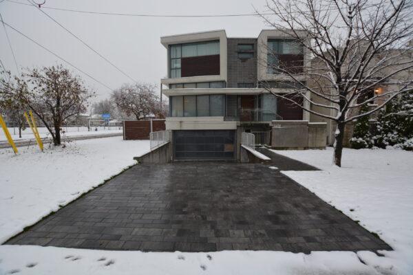 Heated Driveway - Snowmelt System - Bedford Park - North York - Toronto - GTA 1