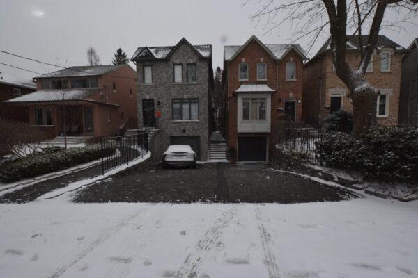 Heated Driveway - Snowmelt System - Leaside - Toronto - GTA