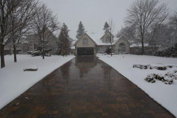 Heated Driveway - Snowmelt System - Queensway - Etobicoke - Toronto - GTA