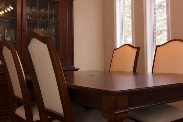 Interior Renovation - Flooring - Crown moulding - Lighting - Richmond Hill - Toronto - GTA