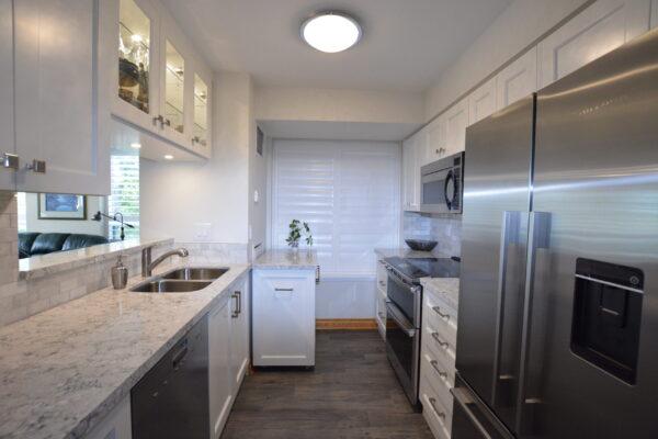 Kitchen Renovation - Custom Kitchen - Cabinetry - Condo Kitchen - Toronto - GTA