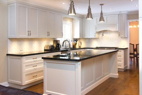 Kitchen Renovation - Custom Kitchen - Richmond Hill - North York - Toronto - GTA 1