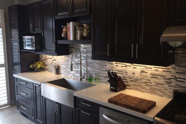 Kitchen Renovation - Custom Kitchen - Wood Cabinetry - Markham - Toronto - GTA