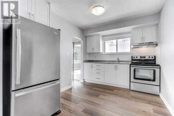 Kitchen Renovation - Rental Unit - Real Estate - York - Toronto - GTA