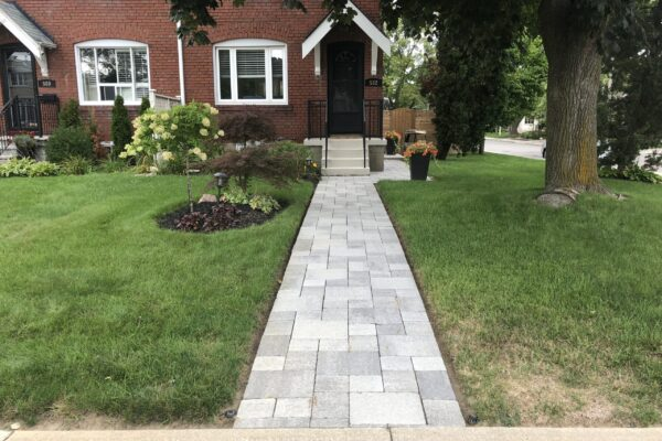 Landscaping Interlock - hardscape - Leaside - Toronto - GTA