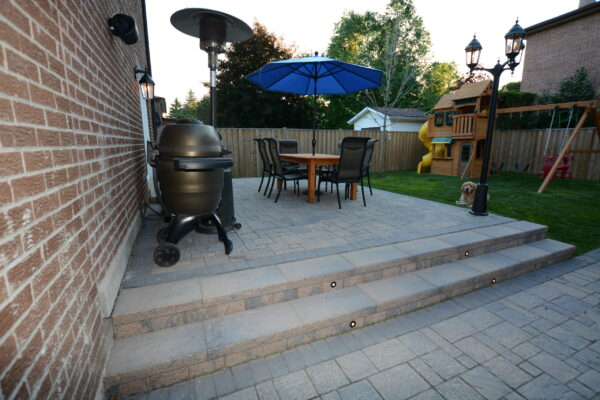 Landscaping Interlock - hardscape - Richmond Hill - Toronto - GTA