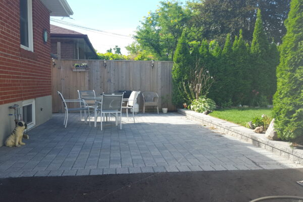 Landscaping Interlock - hardscape - Scarborough - Toronto - GTA