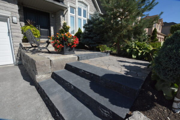 Landscaping Interlock - hardscape - Thornhill - Toronto - GTA