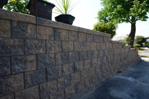 Landscaping Retaining wall - hardscape - North York - Toronto - GTA