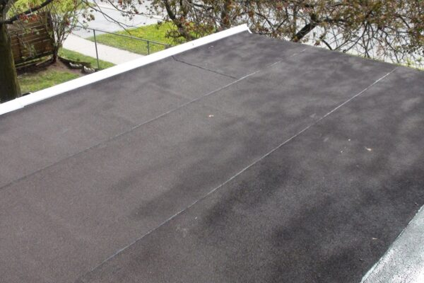 Roof Renovation - Flat Roof - 2 ply membrane - Scarborough - Toronto - GTA