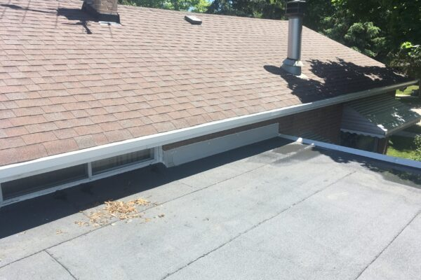 Roof Renovation - Flat Roof and Pitched Roof - Etobicoke - Toronto - GTA 1