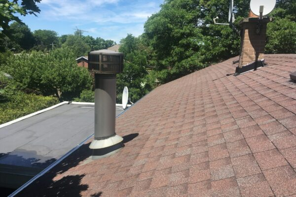 Roof Renovation - Flat Roof and Pitched Roof - Etobicoke - Toronto - GTA 2