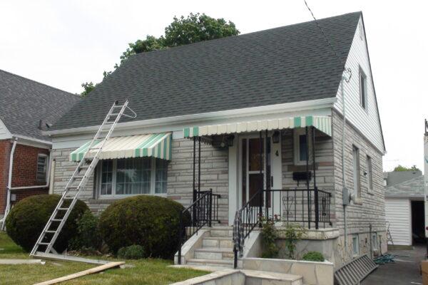 Roof Renovation - - IKO 30 Years - Cambridge - Scarborough - Toronto - GTA