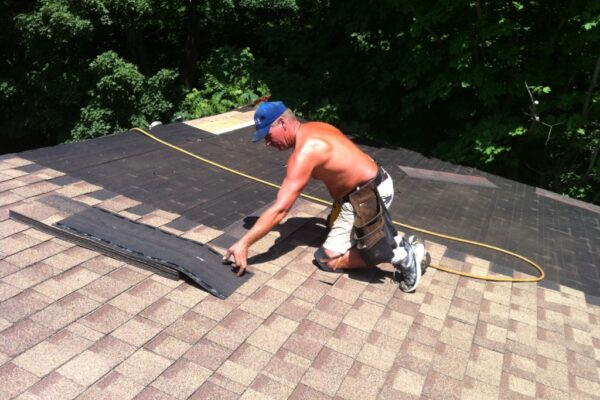 Roof Renovation - Pitched Roof - Garage Roof - Newmarket - Toronto - GTA