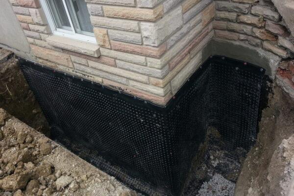 Waterproofing - Membrane Toronto - GTA