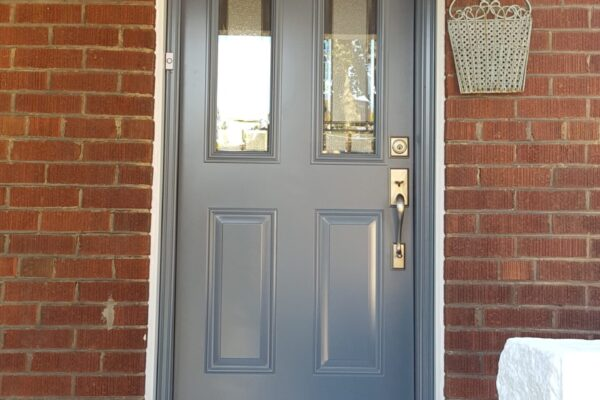 Window door renovation - New Door - Front Door - Etobicoke - Toronto - GTA