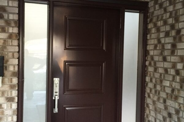 Window door renovation - New Door - Front Door - North York - Toronto - GTA
