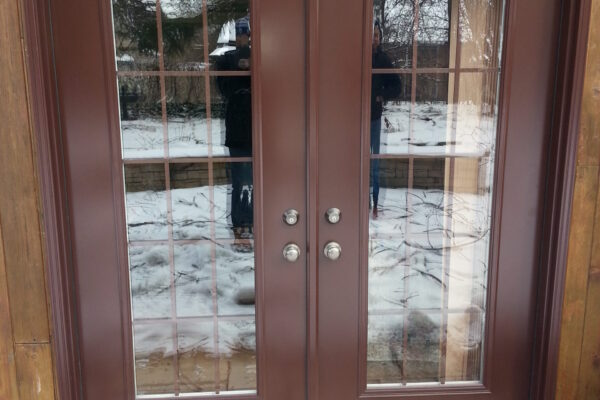 Window door renovation - New Door - Patio Door - North York - Toronto - GTA
