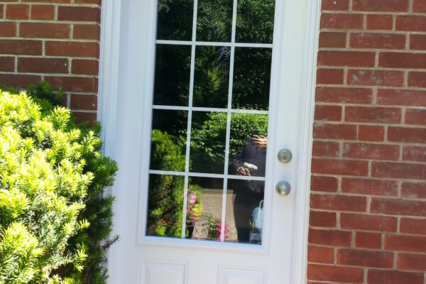 Window door renovation - New Door - Side Door - North York - Toronto - GTA