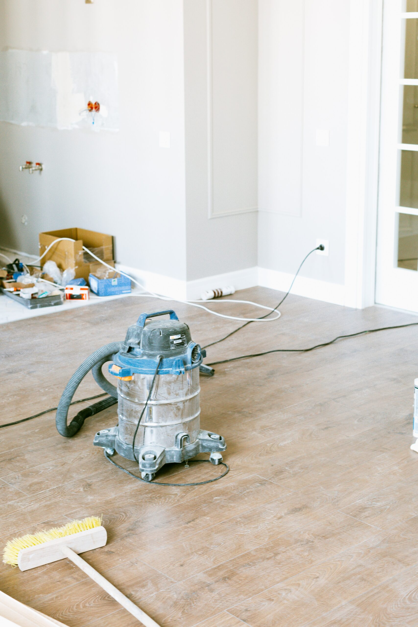 How Clean is Your Contractor?