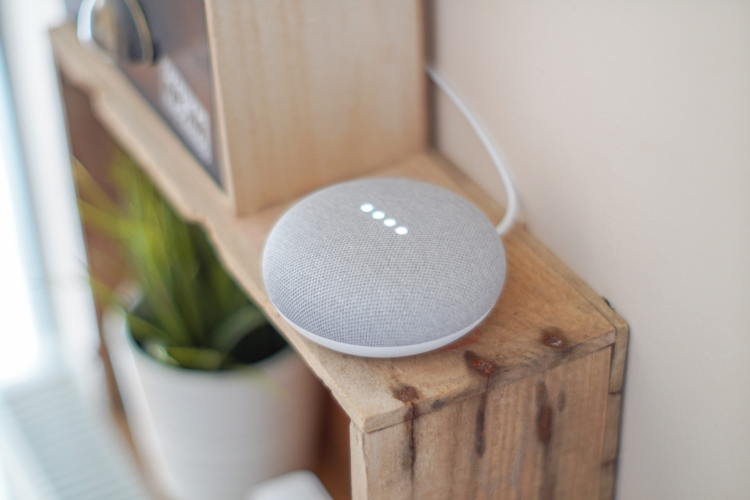 Your smart home is here
