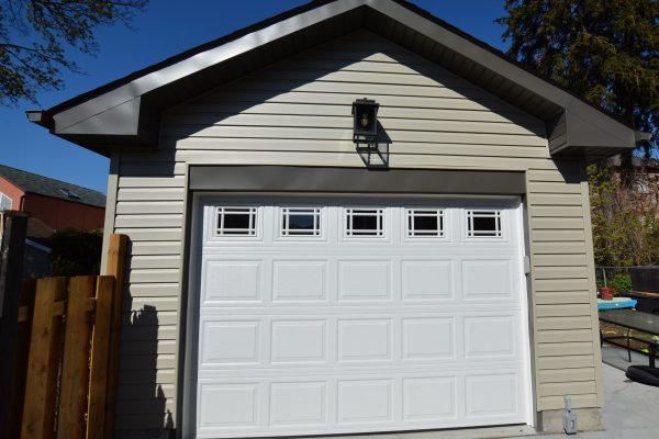 New Garage Build Garage Renovation Etobicoke Toronto GTA
